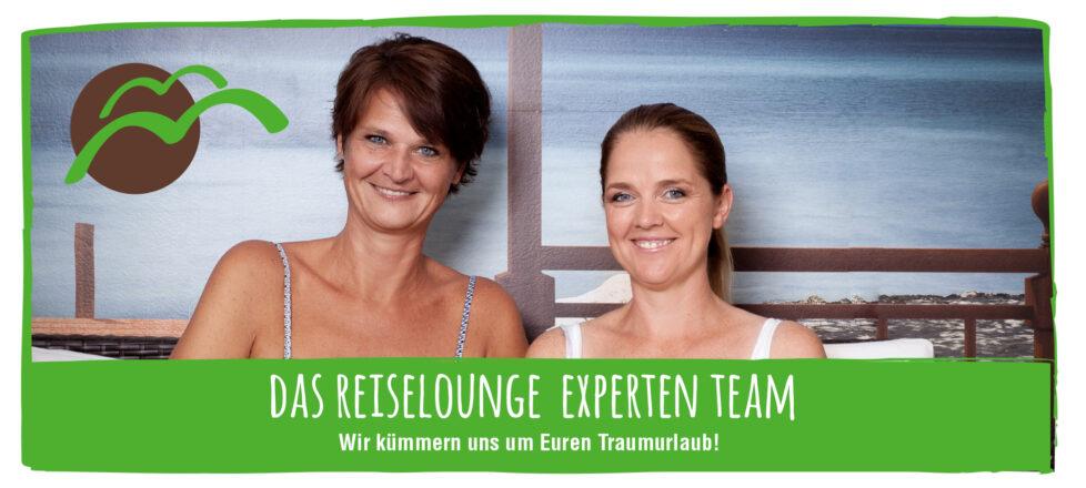 Das Reiselounge Experten Team